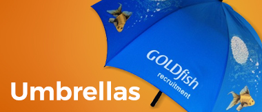 Promotional Logo Umbrellas