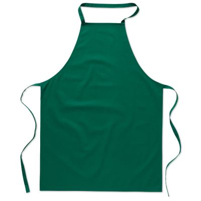 KITCHEN APRON in Green