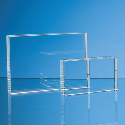 OPTICAL CRYSTAL RECTANGULAR