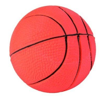 BASKETBALL RUBBER BALL