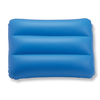 SIESTA INFLATABLE BEACH PILLOW in Blue