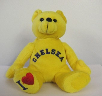 BEANIE TEDDY BEAR SOFT TOY