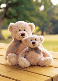 MUMBLES OTIS SOFT TOY BEAR