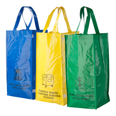 LOPACK WASTE RECYCLING BAG SET