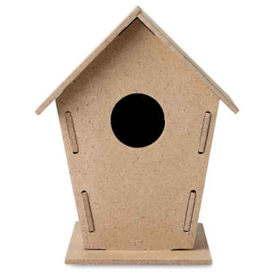 BUILD OWN WOOD BIRD HOUSE