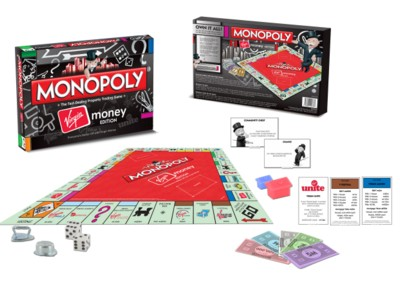BESPOKE MONOPOLY BOARD GAME