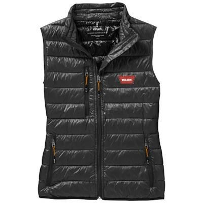 FAIRVIEW LIGHT DOWN LADIES BODYWARMER in Anthracite Grey