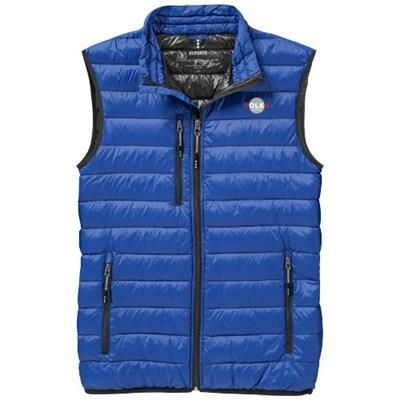 FAIRVIEW LIGHT DOWN BODYWARMER in Blue