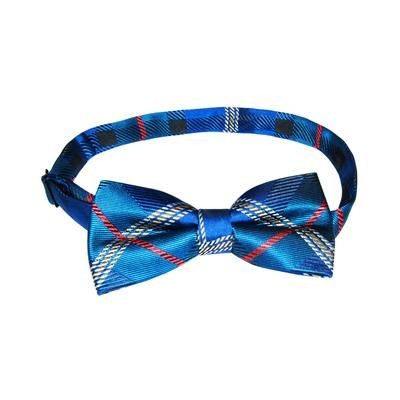 WOVEN POLYESTER BOW TIE