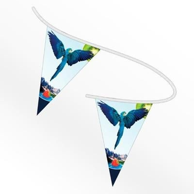 PROMOTIONAL PAPER BUNTING