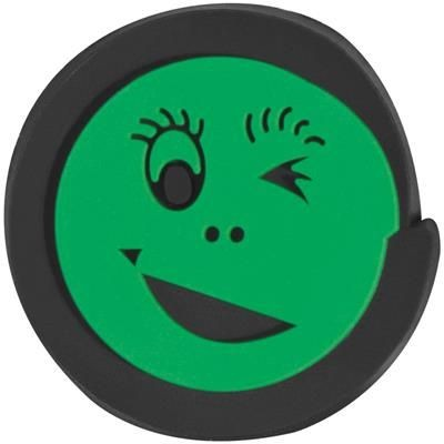 CLICK SMILEY INSERT FOR CALCULATOR in Green