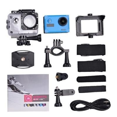 ACTION CAMERA 780k, 1080P or 4K with Accessories