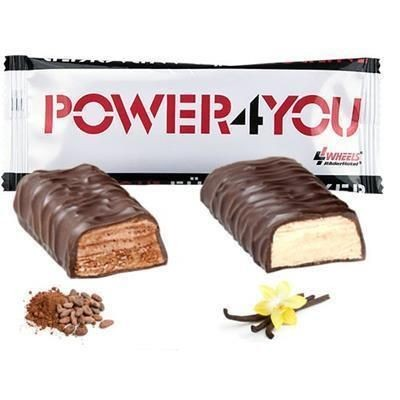 50G PROTEIN BAR in White Wrapper