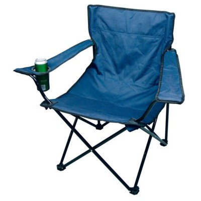 FOLDING CHAIR in Navy Blue