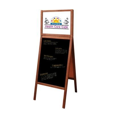 DOUBLE SIDED A-BOARD with Changeable Insert