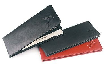 BELLUNO PU CHEQUE BOOK COVER
