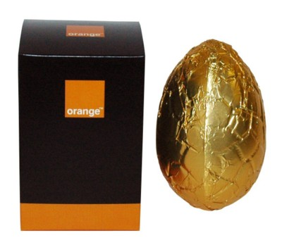 100G CHOCOLATE EASTER EGG in Presentation Box