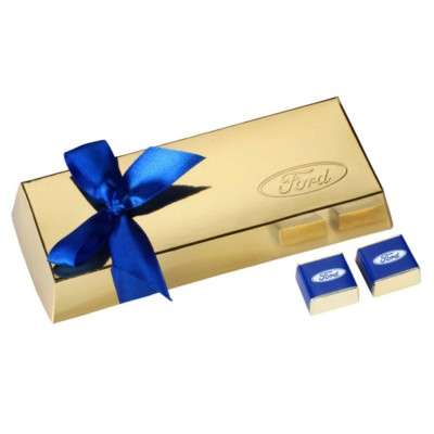 PERSONALISED CHOCOLATE GOLD BAR