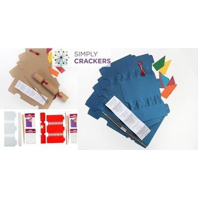 DIY CHRISTMAS CRACKER KIT