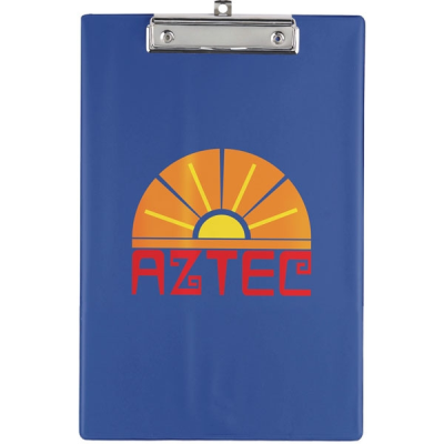 A4 CLIPBOARD in Royal Blue