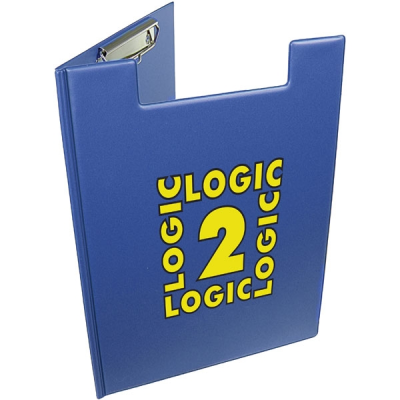 A4 FOLDER CLIPBOARD in Royal Blue
