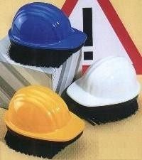 HARD HAT CLOTHES BRUSH