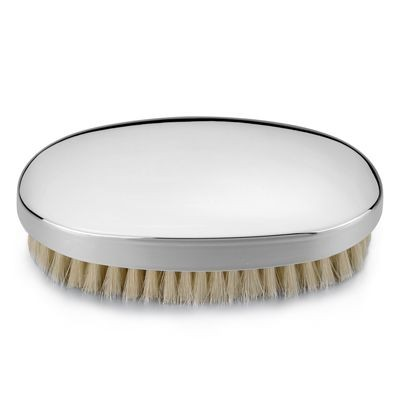 METAL BRUSH in Silver