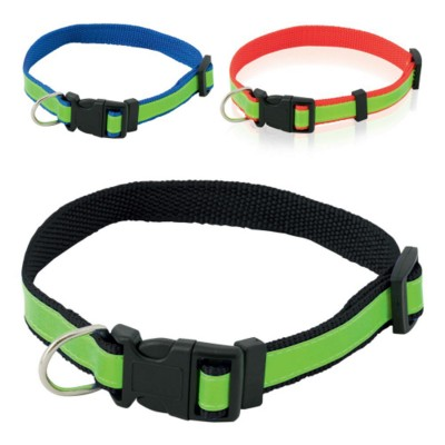 MUTTLEY HIGH VISIBILITY REFLECTIVE DOG COLLAR