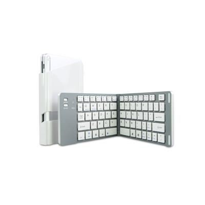 FREEDOM FOLDING KEYBOARD - Bluetooth Keyboard Suitable for Bluetooth Enabled Pcs, Tablets & Smartpho