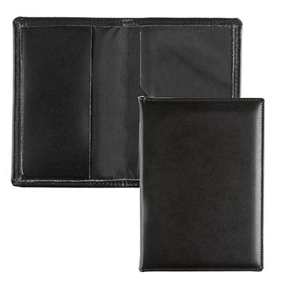 RECYCLED ELEATHER CARD CASE in 8 Colours