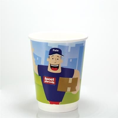 DOUBLE WALLED PAPER CUP 12OZ-340ML