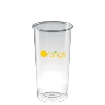 DISPOSABLE PLASTIC HI BALL GLASS