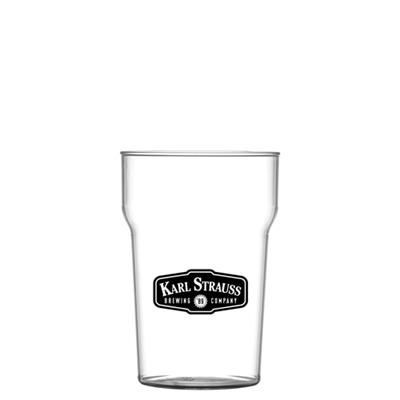 REUSABLE NONIC BEER GLASS