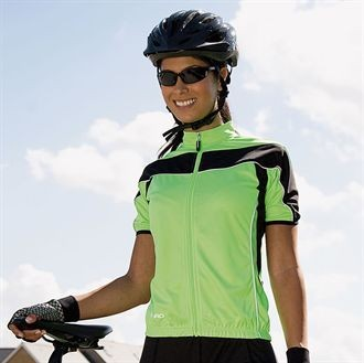 SPIRO LADIES BIKEWEAR CYCLING TOP