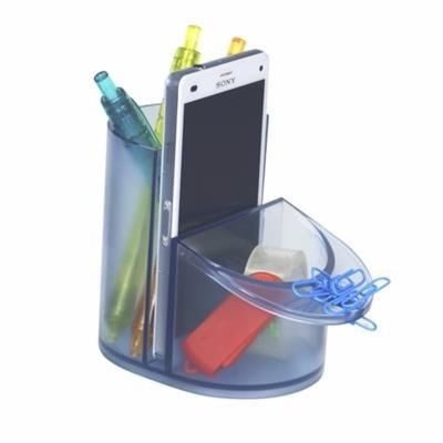 RSET-EXCLU DESK TIDY ORGANIZER & MOBILE PHONE HOLDER