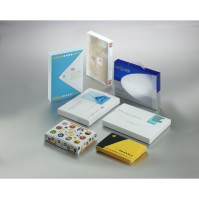 POLYPROPYLENE DOCUMENT WALLET