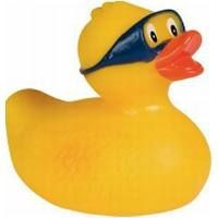 DIVER RUBBER DUCK in Yellow