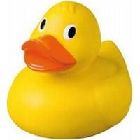 GIANT SQUEAKY RUBBER DUCK XXL in Yellow