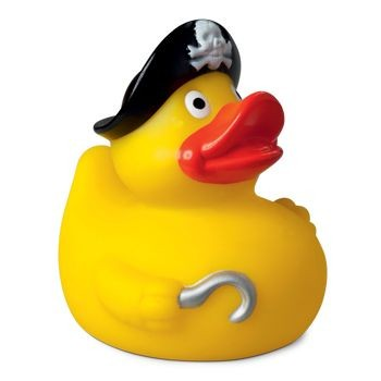 PIRATE with Hat Duck