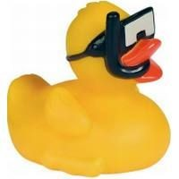 SNORKEL RUBBER DUCK in Yellow