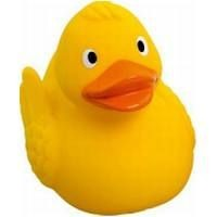 SQUEAKY RUBBER DUCK in Yellow