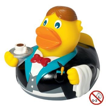 WAITERS DUCK