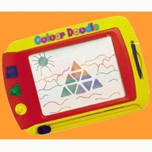 COLOUR DOODLE DRAWING GAME