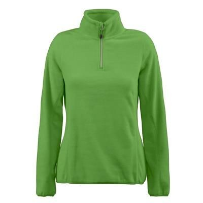 FRONTFLIP LADIES HALF ZIP FLEECE SWEATER