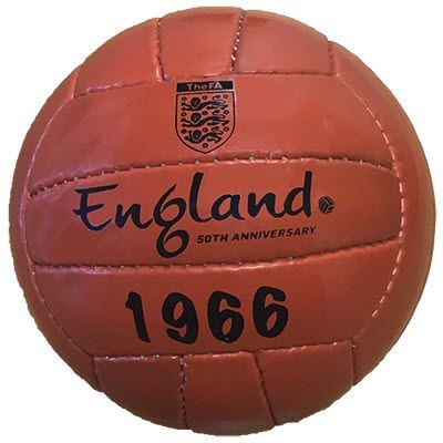 1966 WORLD CUP REPLICA FOOTBALL