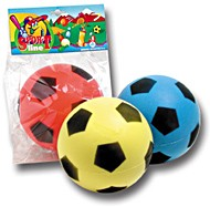 FOAM MINI FOOTBALL BALL