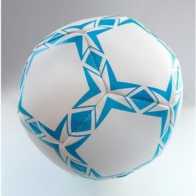 MINI SIZE 0 SOFT COTTON FILLED FOOTBALL in PVC