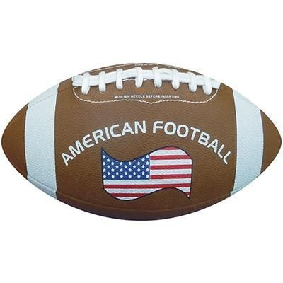 SIZE 5 PROMOTIONAL RUBBER AMERICAN FOOTBALL