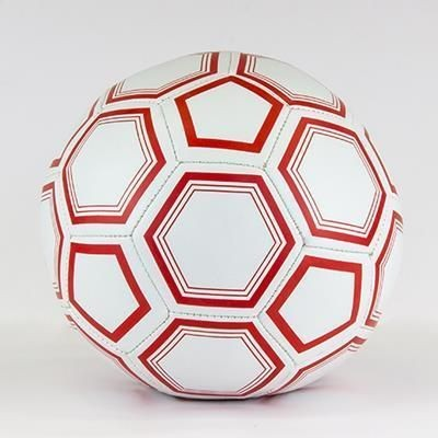 SIZE 5 SOFT FILLED FOOTBALL in PVC