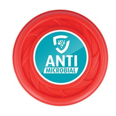 ANTIMICROBIAL MINI FRISBEE